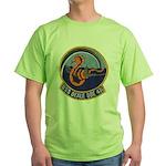 USS BEALE Green T-Shirt