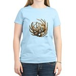 Antler Art Women's Light T-Shirt