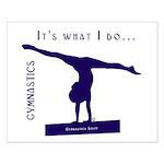 Gymnastics Poster - Do