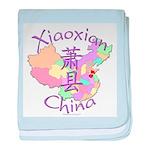 Xiaoxian China baby blanket