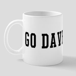 Go Dave Mug