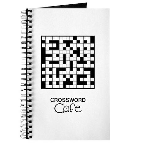 Crossword Cafe Journal