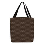 Lou Weed Polyester Tote Bag