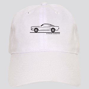 1964 Ford Mustang Fastback Cap