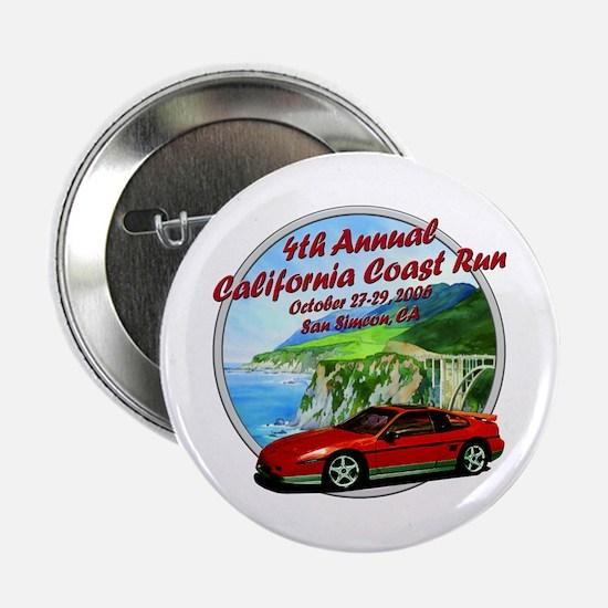"""4th Annual California Coast R 2.25"""" Button"""