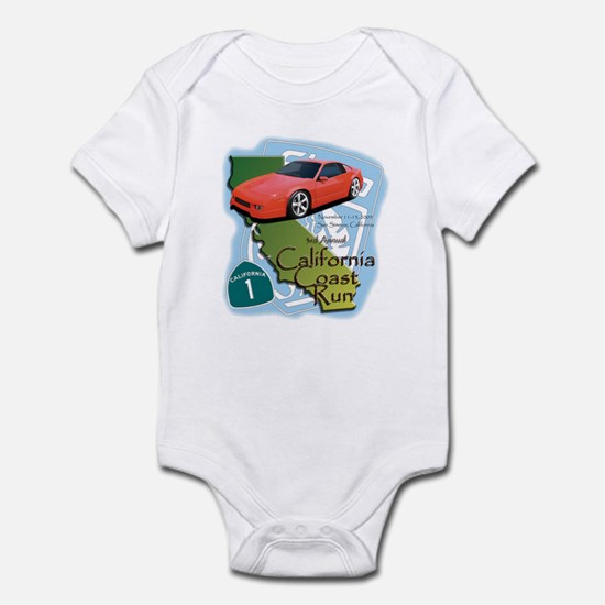 3rd Annual California Coast R Infant Bodysuit
