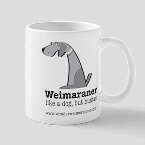 likadogbuthuman Mugs