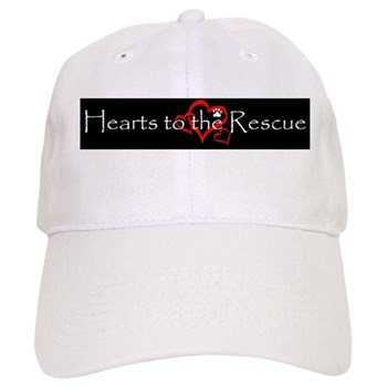 Hearts to the Rescue Ball Cap