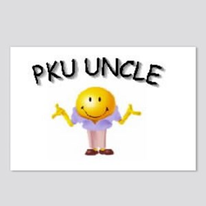 PKU UNCLE Postcards (Package of 8)