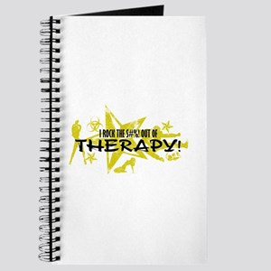 I ROCK THE S#%! - THERAPY Journal