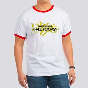 I ROCK THE S#%! - THERAPY Ringer T
