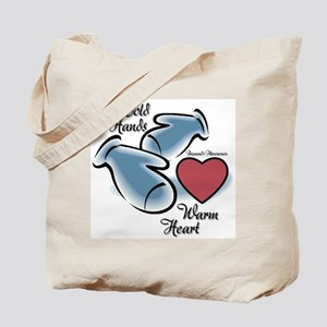 Raynaud's Phenomenon Tote Bag
