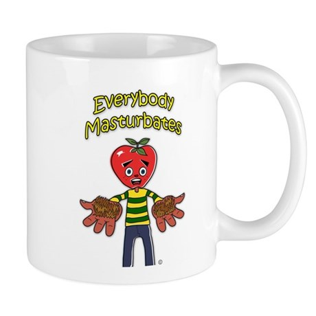 Everybody Masturbates Mug