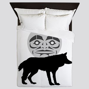NIGHT WANDER Queen Duvet