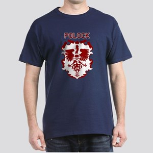Deployed From Poland Dark T-Shirt