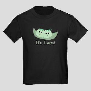 It's TWINS! Kids Dark T-Shirt