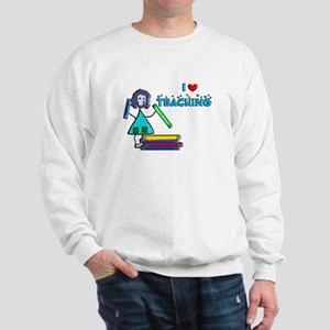 Stick People Occupations Sweatshirt