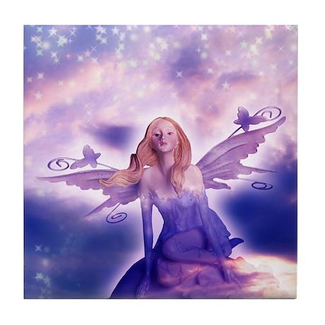 Star Fairy Tile Coaster