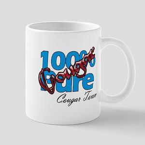 100% Pure Cougar Mug