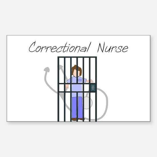 Nurse XX Sticker (Rectangle 10 pk)