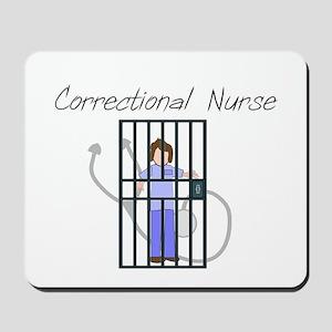 Nurse XX Mousepad