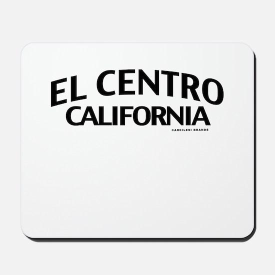 El Centro Mousepad