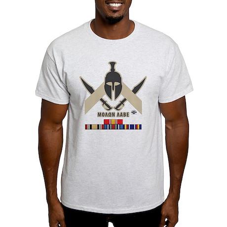 Molon Labe! Iraq and more Light T-Shirt