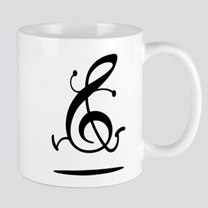 Allegro Clef Mug