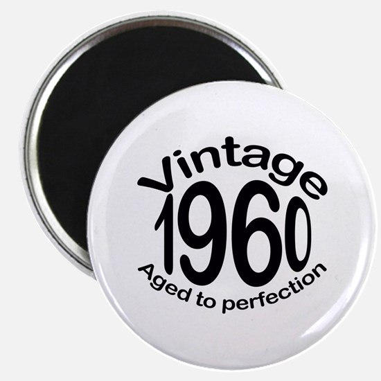 Vintage 1960 Magnet
