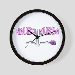 Nurse XX Wall Clock