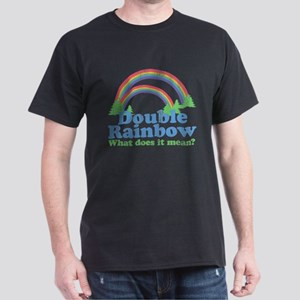 The Double Rainbow T Shirt