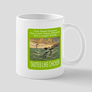 LOCH NESS/NESSIE Mug