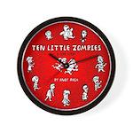 Ten Little Zombies: The Wall Clock