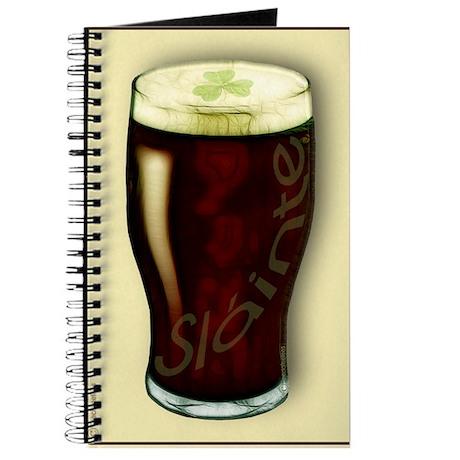 Irish Stout Slainte Journal