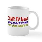 CCMR TV News Mug