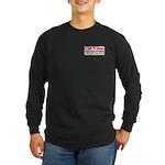 CCMR TV News Long Sleeve Dark T-Shirt