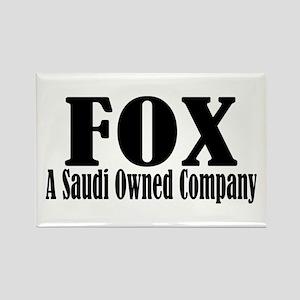Saudi Prince Alwaleed bin Talal Rectangle Magnet