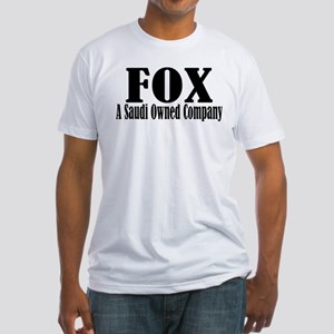 Saudi Prince Alwaleed bin Talal Fitted T-Shirt