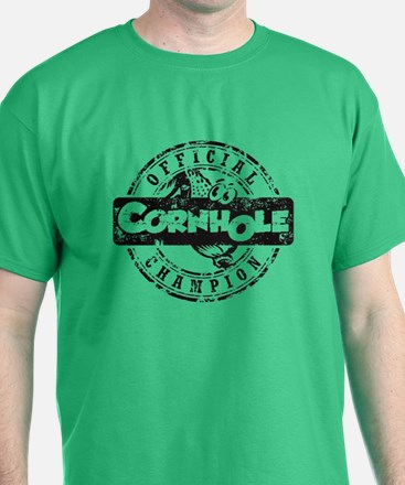 Cornhole Champion T-Shirt