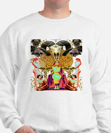 Cool Prog rock Sweatshirt