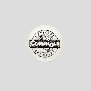 Cornhole Champion Mini Button