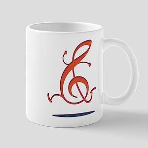 Allegro Clef -col Mug
