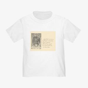 Bacon Atheism Toddler T-Shirt