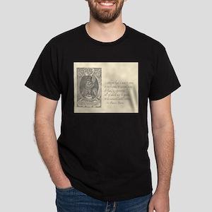 Bacon Atheism Dark T-Shirt