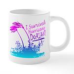 I Survived Hurricane Dorian Mugs