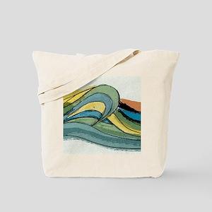 Waves by Joe Monica Tote Bag