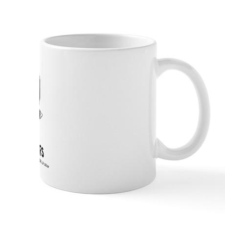 Nothin' Butt Berners Mug