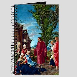 Altdorfer Christ Taking Leave of his Mothe Journal
