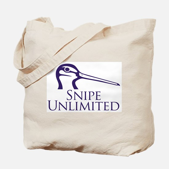 Snipe Unlimited Tote Bag