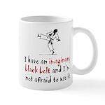 Imaginary Black Belt Mug